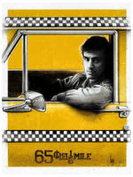 Taxi Driver by PaulShipper