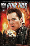 IDW Star Trek Khan #2 by PaulShipper