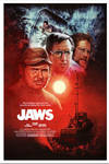 JAWS ILLO FINAL S poster e by PaulShipper