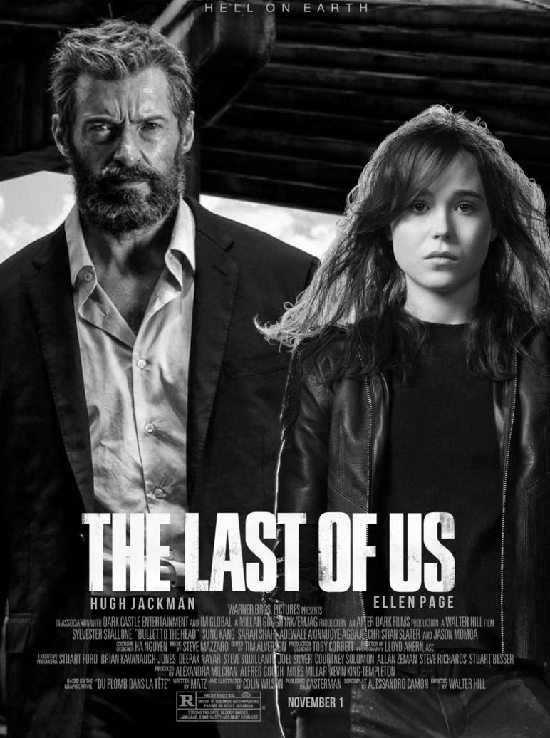 The Last Of Us Movie Poster By Stark3879 On Deviantart