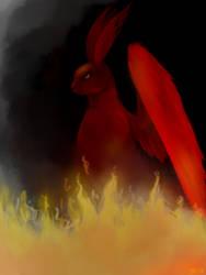 Hot by WolfOfDarkness12