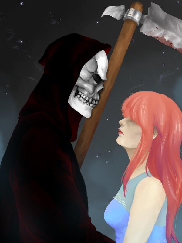 Danse Macabre by WolfOfDarkness12