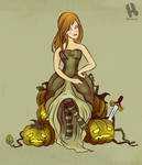 Pumpkin Killer by Headwin