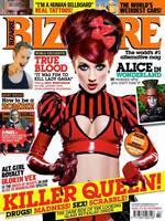 Bizarre Magazine cover by ulorinvex