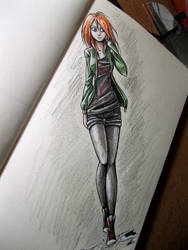Alex miu by DieToSurvive