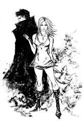 Buffy the Vampire Slayer by aaronminier
