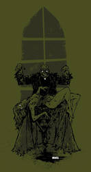 InfeKTD : Zombie Priest by aaronminier