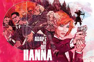 HANNA by aaronminier