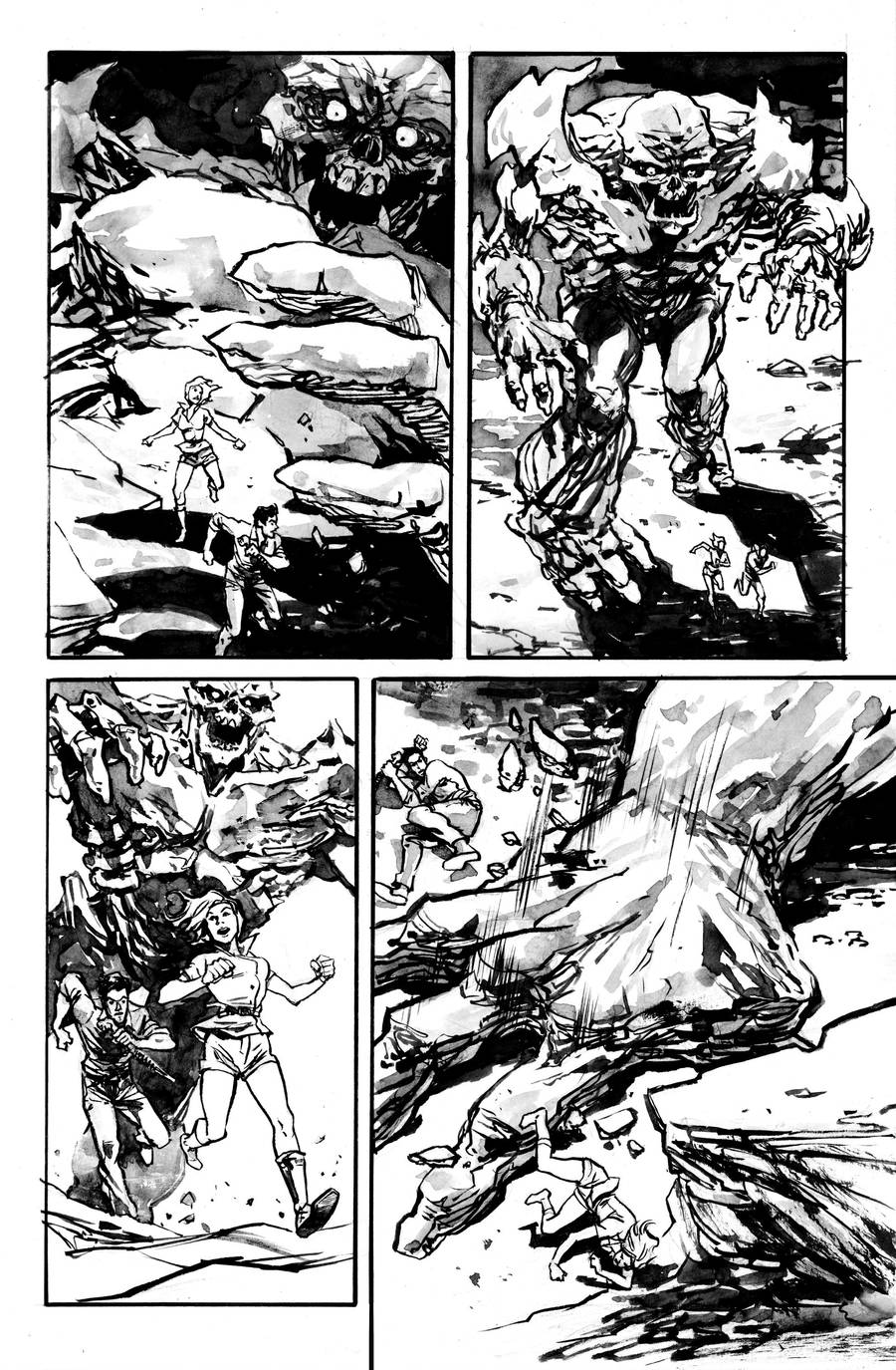 Evil Dead Audition Page 2 by aaronminier