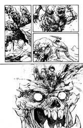 Evil Dead Audition Page 3 by aaronminier