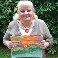 painted in Bavaria by ingeline-art