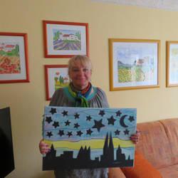 painter greetings from Ingeline by ingeline-art