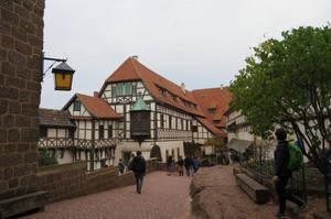 view at Wartburg 24 by ingeline-art