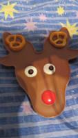 lucky reindeer by ingeline-art