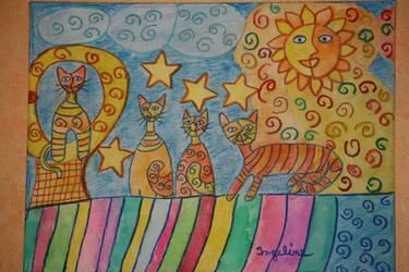 Happy birthday 6vivi6ana6 by ingeline-art