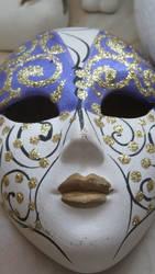 mask by ingeline-art