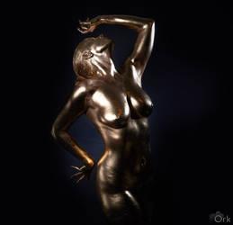 Goldfinger by orkderooij