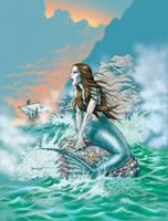 Mermaid by bronxboy53