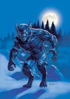 Werewolf by bronxboy53