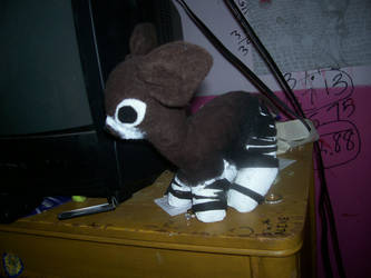 Okapi by Fleaified-Canarie