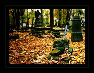 Cemetery 3 by Celebagar