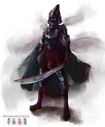 Elve warrior by ELSLL