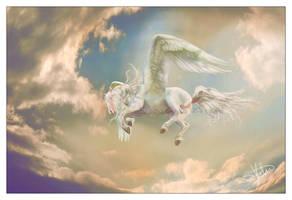 Believe in Heaven by Esveeka