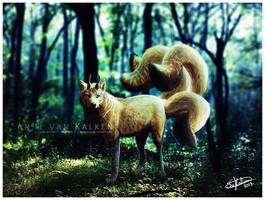 Saskia Greenfire by Esveeka