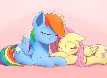 Sweet nap (colored) by j24262756
