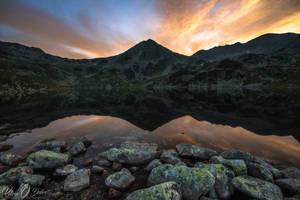 The reflection of the soul @ Retezat by Pod-Photography