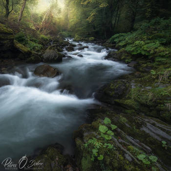 The tears of the mountain by Pod-Photography
