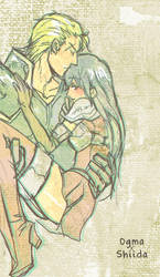 :Doodle: FE-Bad Princess by shinjyu