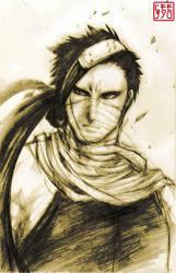 The renegade ninja - Zabusa by shinjyu