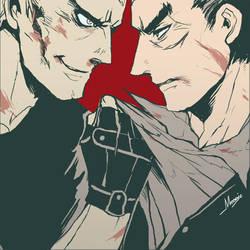 Tekken - The Brawl by shinjyu