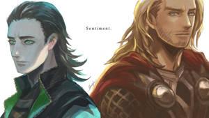 Avengers - Sentiment by shinjyu