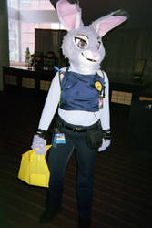 Judy Hopps working security by ardashir