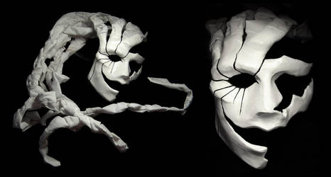 Ergo Proxy mask by ThundersSilence