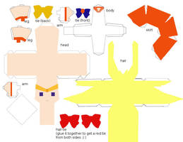 Sailor Venus pattern by Dragazhar