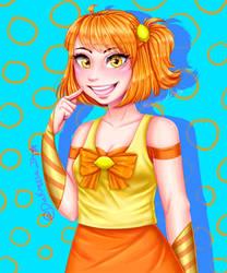 Orange by Raphaela-jm