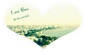 I Love Baku by NamfloW