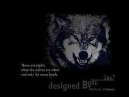 Wolf Wallpaper by NamfloW