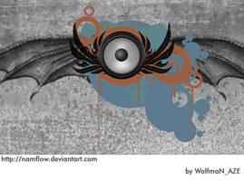 Music eye by NamfloW