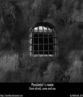 Pessimists room by NamfloW