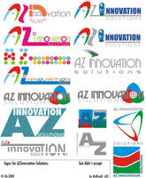 Logos for AzInnovation by NamfloW