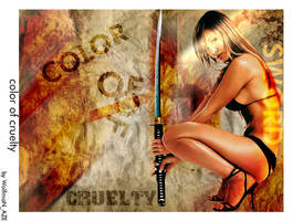 Color of Cruelty by NamfloW