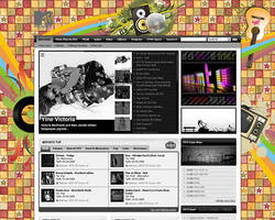 MTV Webskin by NamfloW