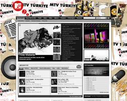 MTV Webskin2 by NamfloW