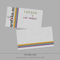 Business Card by NamfloW