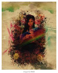 Rainbow Girl by NamfloW