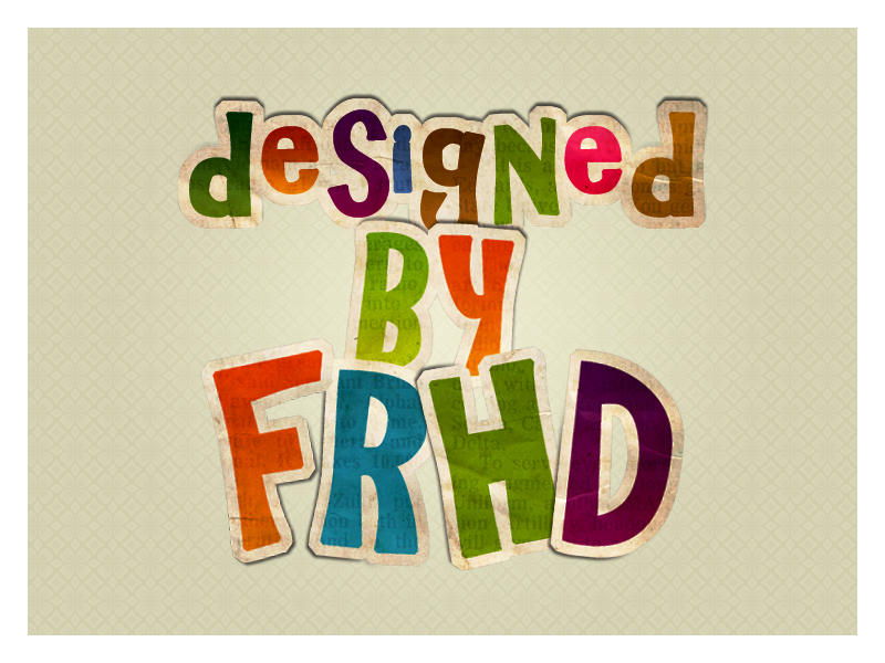 designed by FRHD by NamfloW